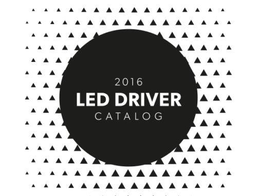 Nowy katalog zasilaczy LED już dostępny