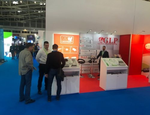 We would like to thank everyone who visited our stand during German trade fair