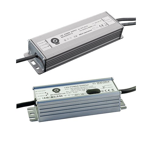 Hermetic MCHQ power supplies
