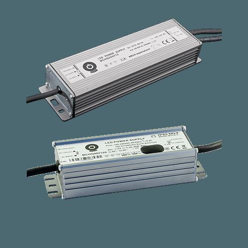 Hermetic power supplies MCHQ